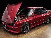BMW M3 Evo E30 by Vilner, tuning d'autore