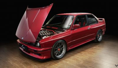BMW M3 Evo E30 by Vilner, tuning d'autore