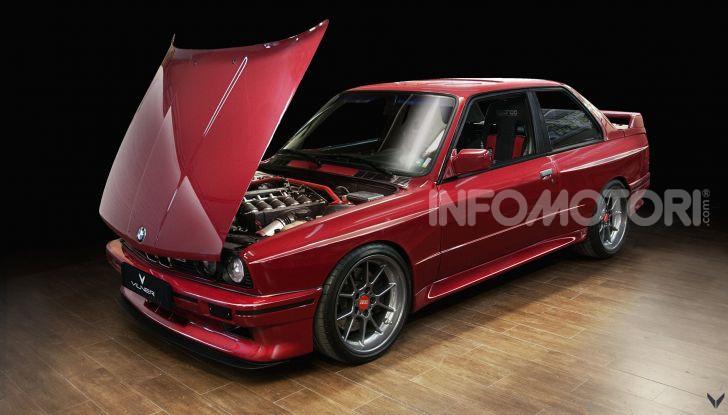 BMW M3 Evo E30 by Vilner, tuning d'autore - Foto 1 di 20