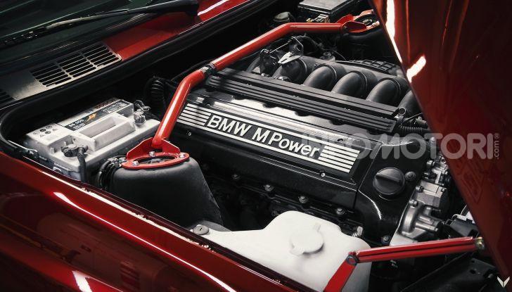 BMW M3 Evo E30 by Vilner, tuning d'autore - Foto 12 di 20