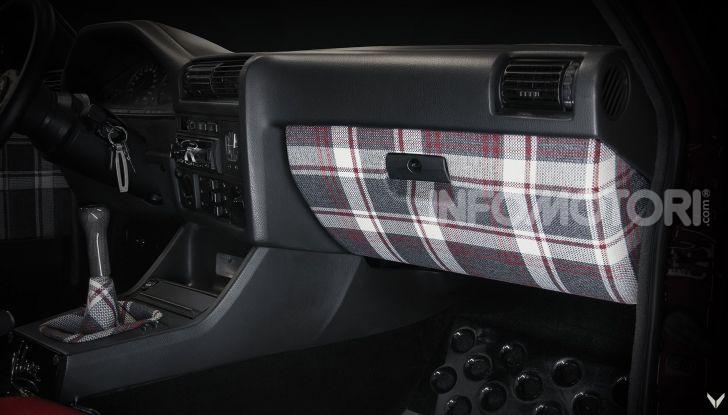 BMW M3 Evo E30 by Vilner, tuning d'autore - Foto 16 di 20