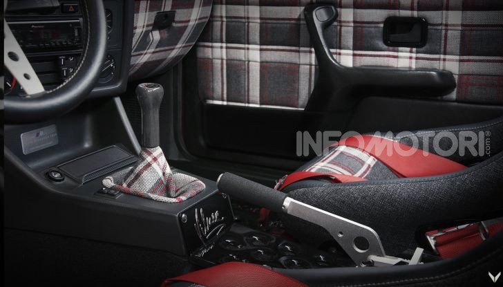 BMW M3 Evo E30 by Vilner, tuning d'autore - Foto 17 di 20