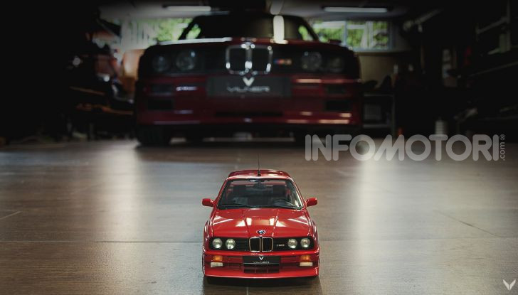 BMW M3 Evo E30 by Vilner, tuning d'autore - Foto 19 di 20