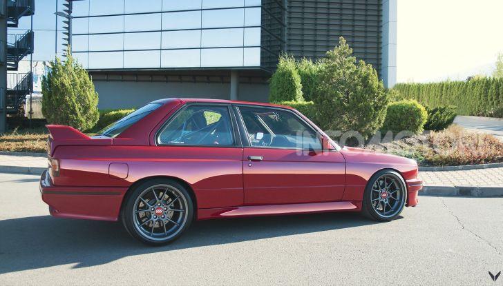 BMW M3 Evo E30 by Vilner, tuning d'autore - Foto 15 di 20