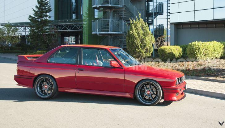 BMW M3 Evo E30 by Vilner, tuning d'autore - Foto 4 di 20