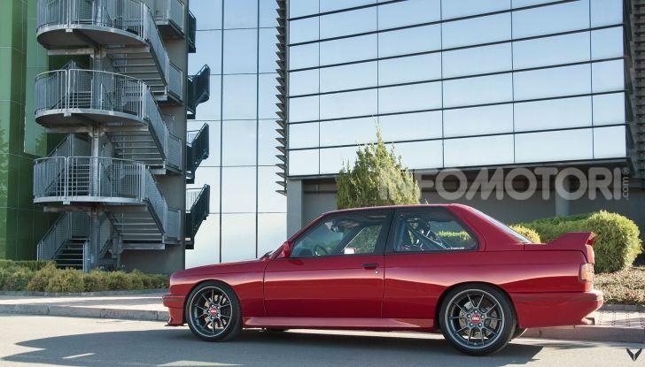 BMW M3 Evo E30 by Vilner, tuning d'autore - Foto 7 di 20