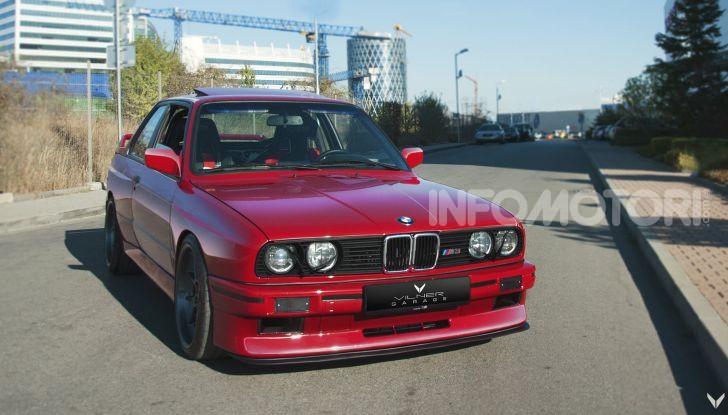 BMW M3 Evo E30 by Vilner, tuning d'autore - Foto 3 di 20