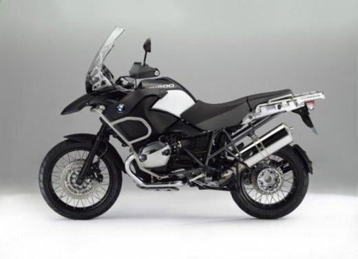 Comparativa novità adventure bike 2012