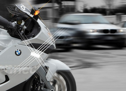 BMW Connected Ride