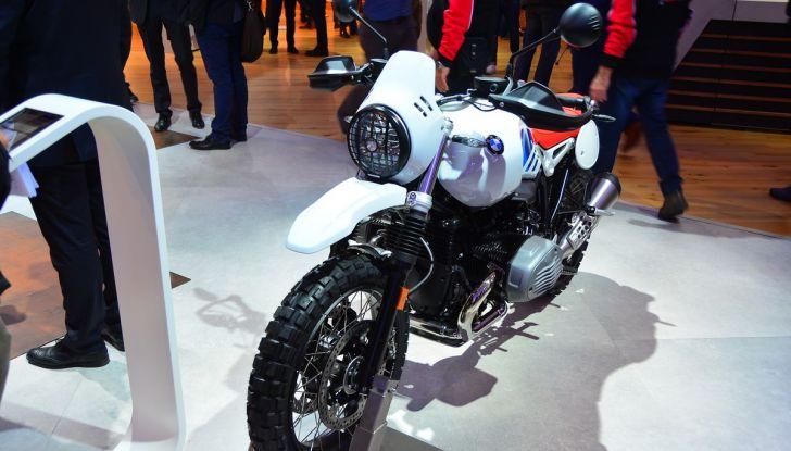 BMW a Eicma con GS310 e C400X - Foto 102 di 112