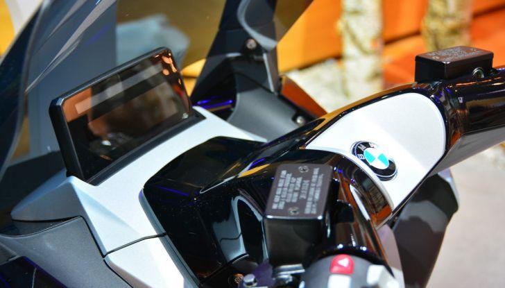 BMW a Eicma con GS310 e C400X - Foto 13 di 112