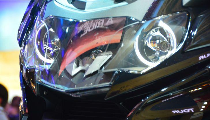 BMW a Eicma con GS310 e C400X - Foto 23 di 112