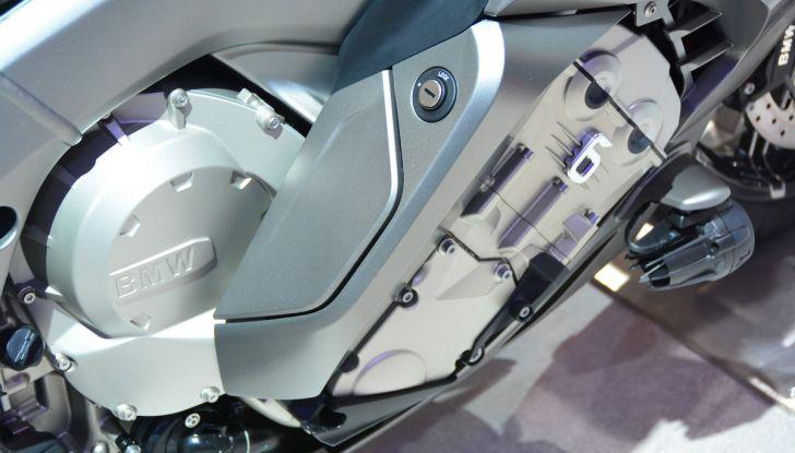 BMW a Eicma con GS310 e C400X - Foto 29 di 112