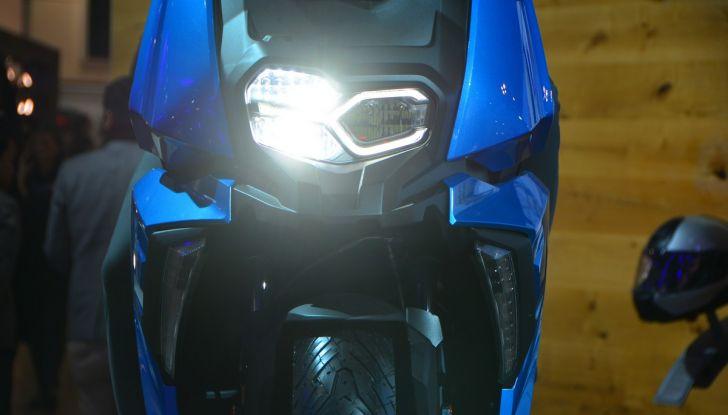 BMW a Eicma con GS310 e C400X - Foto 4 di 112