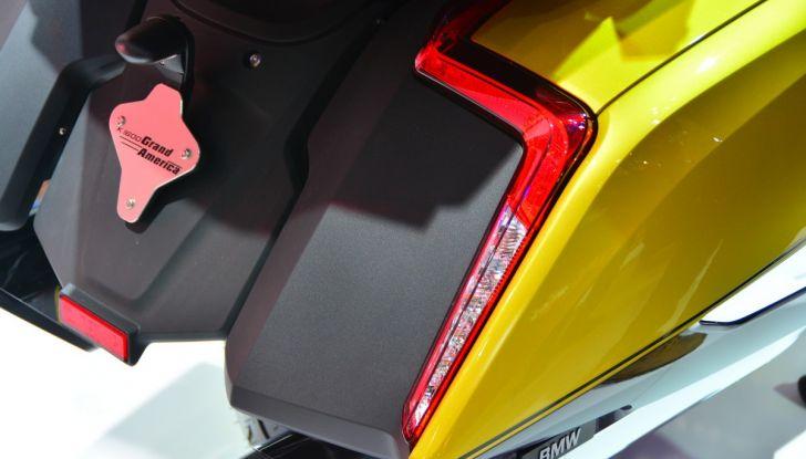 BMW a Eicma con GS310 e C400X - Foto 41 di 112