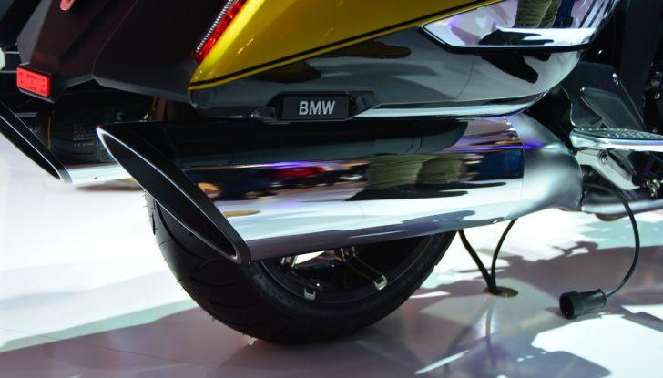 BMW a Eicma con GS310 e C400X - Foto 42 di 112