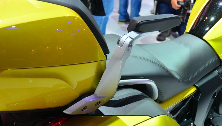 BMW a Eicma con GS310 e C400X - Foto 43 di 112