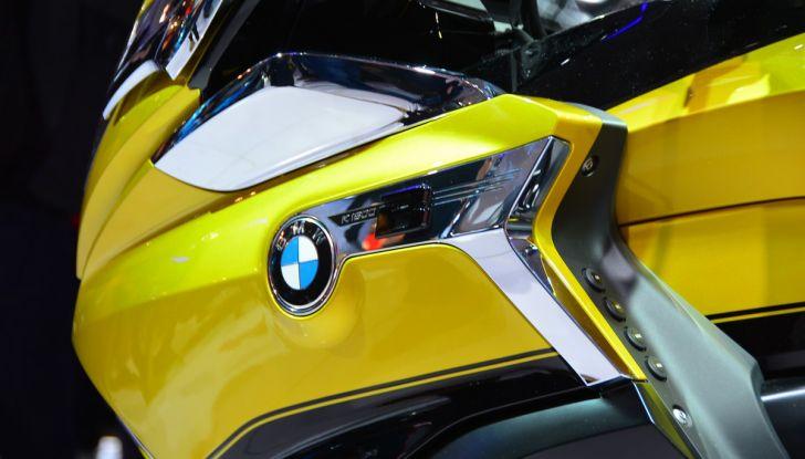 BMW a Eicma con GS310 e C400X - Foto 50 di 112