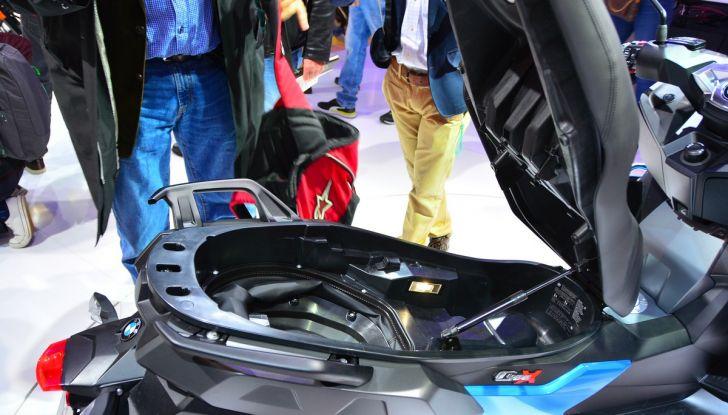 BMW a Eicma con GS310 e C400X - Foto 51 di 112