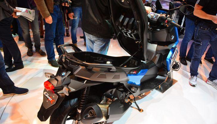 BMW a Eicma con GS310 e C400X - Foto 54 di 112