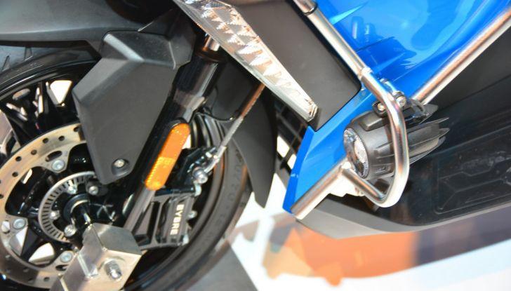 BMW a Eicma con GS310 e C400X - Foto 56 di 112