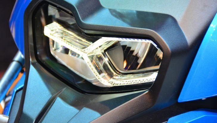 BMW a Eicma con GS310 e C400X - Foto 59 di 112