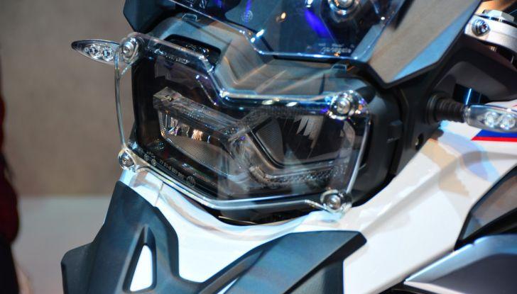 BMW a Eicma con GS310 e C400X - Foto 61 di 112