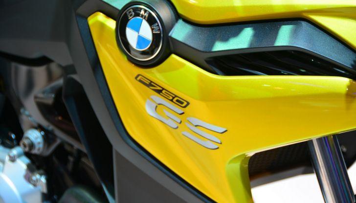 BMW a Eicma con GS310 e C400X - Foto 66 di 112