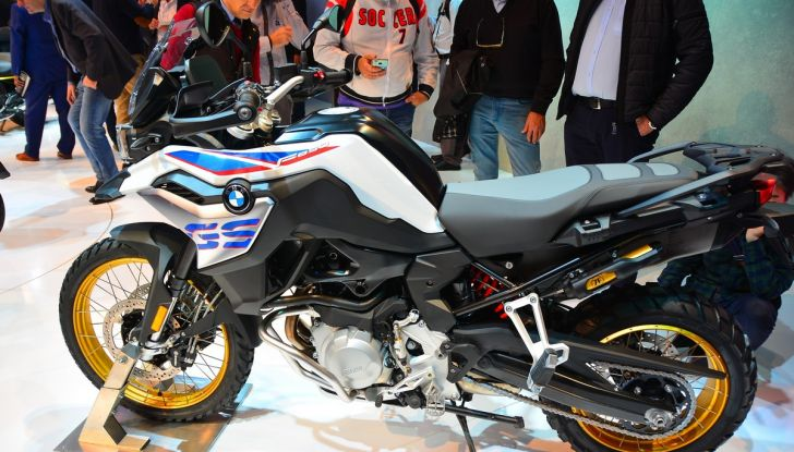 BMW a Eicma con GS310 e C400X - Foto 70 di 112