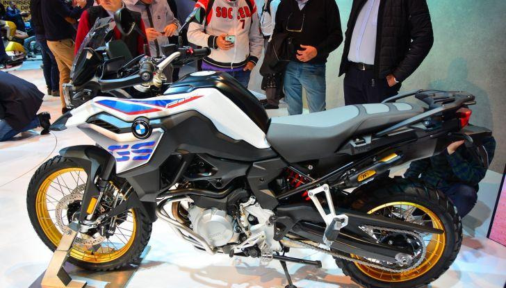 BMW a Eicma con GS310 e C400X - Foto 71 di 112
