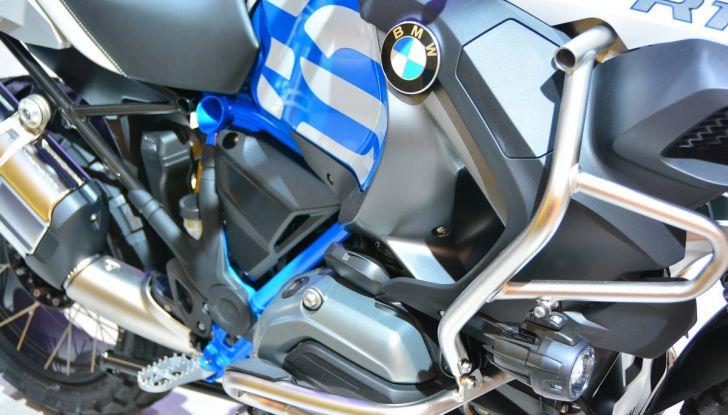 BMW a Eicma con GS310 e C400X - Foto 78 di 112