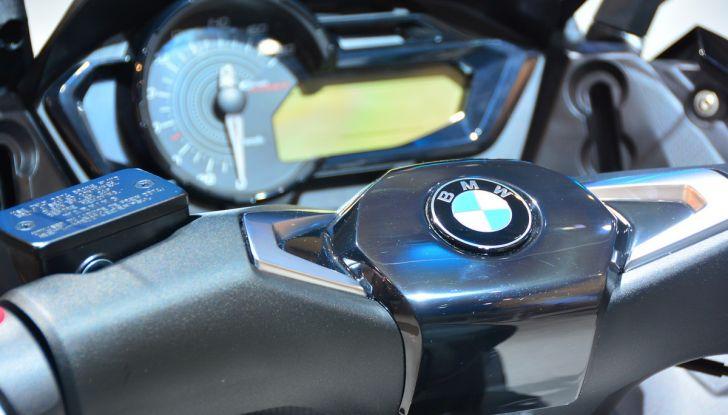 BMW a Eicma con GS310 e C400X - Foto 8 di 112