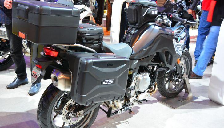 BMW a Eicma con GS310 e C400X - Foto 82 di 112