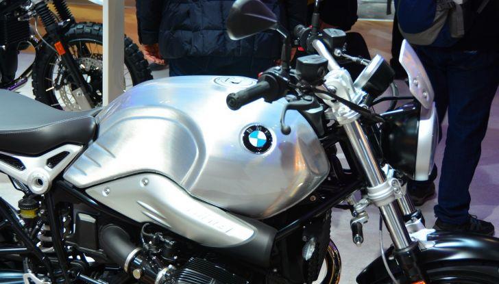 BMW a Eicma con GS310 e C400X - Foto 98 di 112