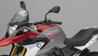 BMW G 310 GS: eredità pesante