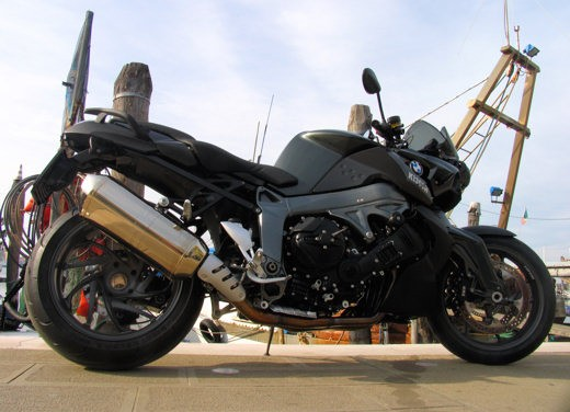 BMW K1300R – Long Test Ride