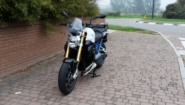 BMW R1200R: ogni giorno in sella - Foto 5 di 30