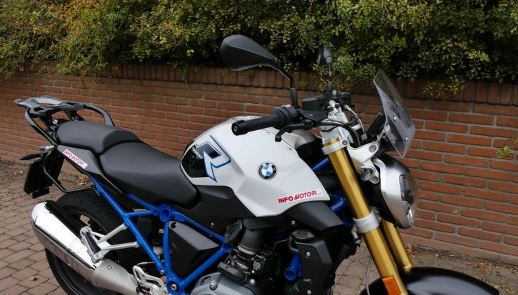 BMW R1200R: ogni giorno in sella - Foto 12 di 30