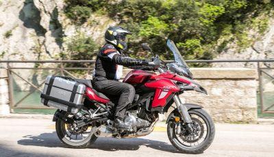 Prova Benelli TRK502: il crossover poca spesa e tanta resa