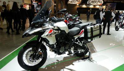 Benelli al Motor Bike Expo