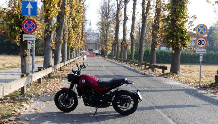 Nuovo Benelli Leoncino: la prova su strada - Foto 70 di 82