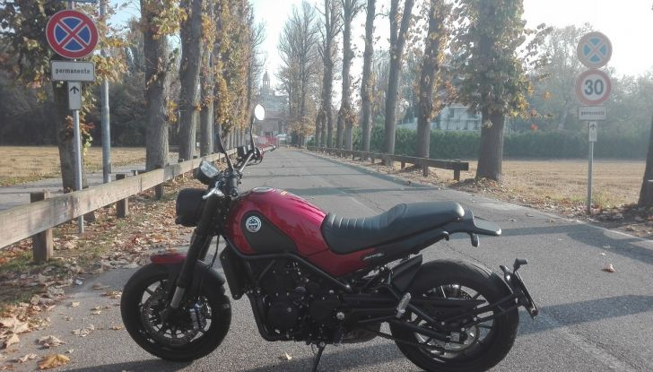 Nuovo Benelli Leoncino: la prova su strada - Foto 77 di 82