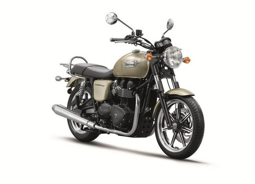 Triumph Extra: Tiger 800, Speed Triple e altri modelli con accessori in offerta - Foto 3 di 14
