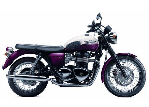 Triumph Bonneville e Classics: nuove colorazioni per il 2013