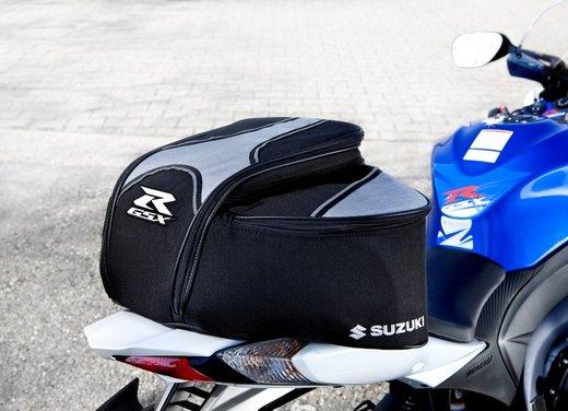 Suzuki GSX-R1000: tutti gli accessori per personalizzarla - Foto 1 di 7