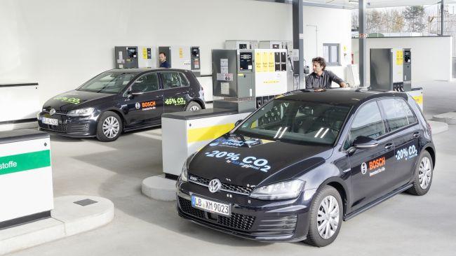 Bosch inventa il Diesel sintetico per le nuove auto a gasolio