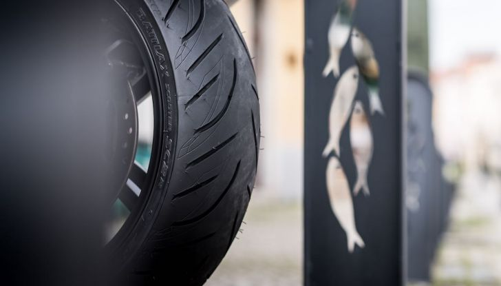 Battlax SC2 e Battlax SC2 Rain: la prova degli pneumatici Bridgestone - Foto 5 di 19