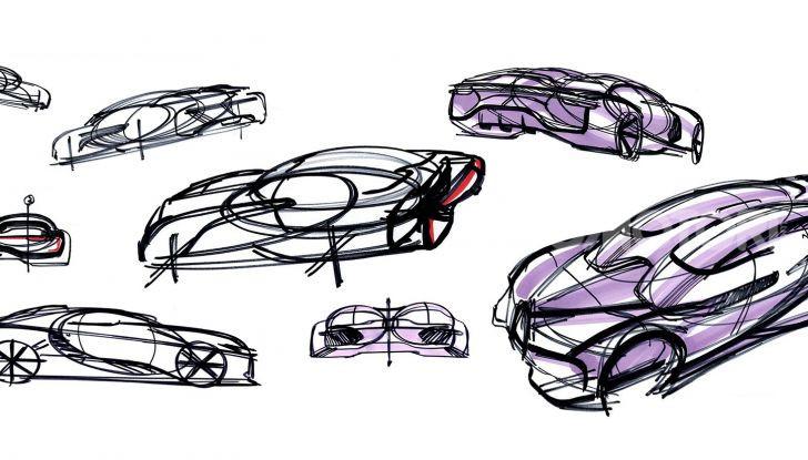 Bugatti Type 100, l'hypercar più estrema della Divo - Foto 11 di 11