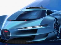 Bugatti Type 100, l'hypercar più estrema della Divo