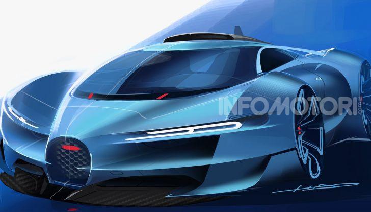 Bugatti Type 100, l'hypercar più estrema della Divo - Foto 1 di 11